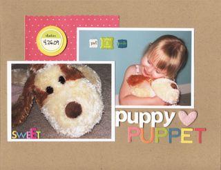 Puppy_puppet