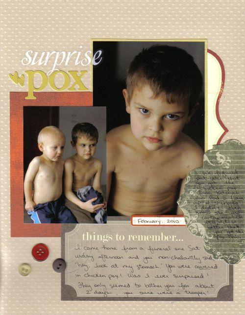 Surprise pox - carson
