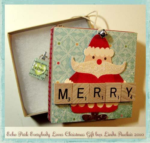 Ep christmas gift box sized