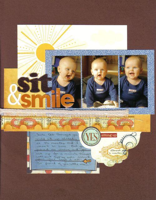 Sit & smile