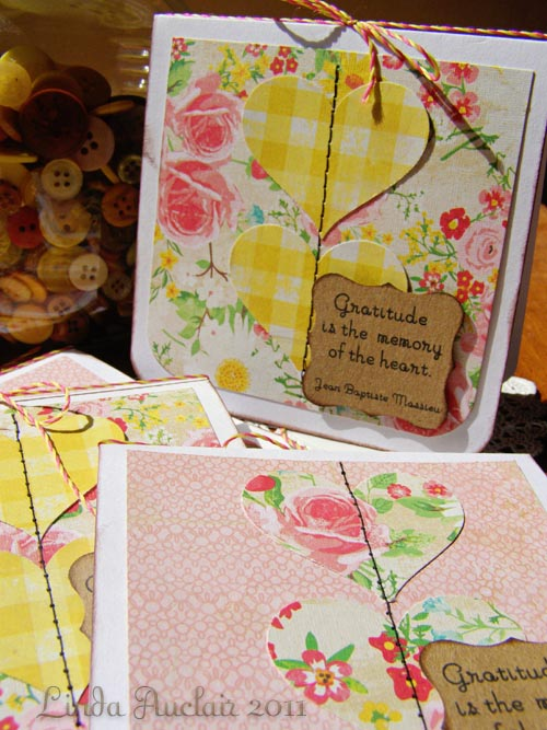 Emma's shoppe thank you cards