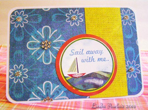 Bon voyage card 1
